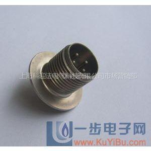 供应M12耐高温接线端子四针四孔