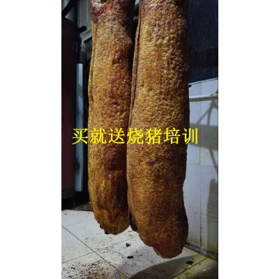多功能烧腊炉 电烧猪炉买就送烧猪培训 鹤山市凯耐机械厂