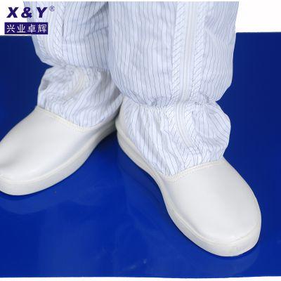 兴业卓辉 优质粘尘垫|蓝色粘尘垫 (XY-040106A) 30层 厂家批发