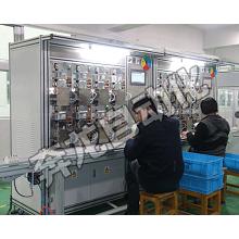 浙江奔龙自动化DZ47小型断路器半自动延时检测生产线