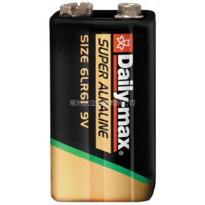 供应烟雾报警器电池,方形电池,柱式,组合,碱性干电池