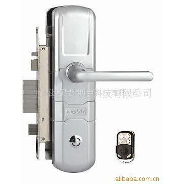 供应【厂家直销】科意达无孔防盗锁电子门锁 防技术开锁 手机控制