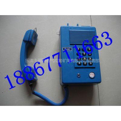 供应HAK-2矿用防爆防腐电话机