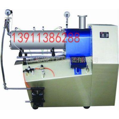 供应农药悬浮剂生产设备/悬浮剂砂磨机/研磨机/卧式砂磨机