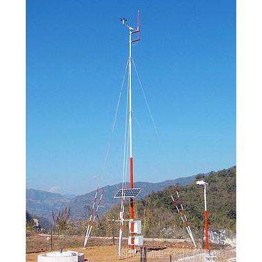高级气象站支架风杆6m8m10m厂家