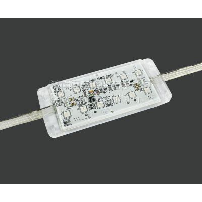 供应滨州户外景观亮化灯具 勇电二次封装50X100LED方形光源