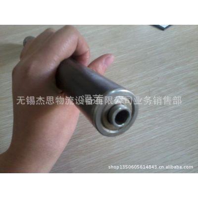 供应无锡杰思厂家定制输送机镀锌碳钢滚筒,型号全,多种表面处理