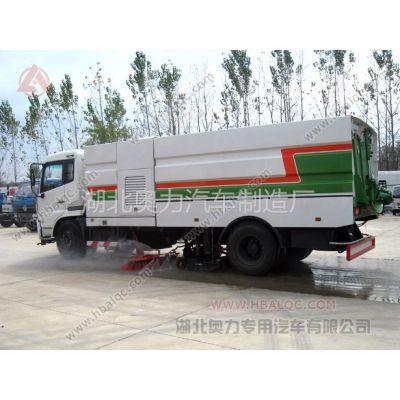 供应_东风天锦DFL1160BX洗扫车16立方大型企业采购