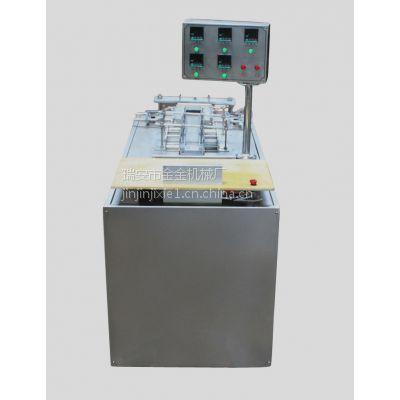 金金机械 JJ-180半自动 透明膜三维包装机,三维包装机,膜包机