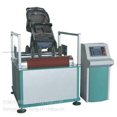 厂家直销 婴儿车车轮耐磨试验机GB14748,EN1888,ASTM F833东莞通铭仪器TOMY