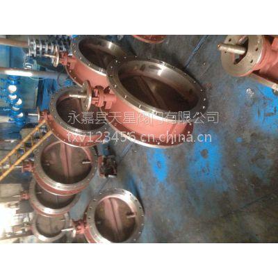 供应TXV碳钢伸缩蝶阀 SD343H-16C