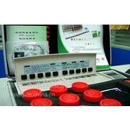 蔬菜安全快速检测箱(需配农残卡) 型号: 81M/PR2003N