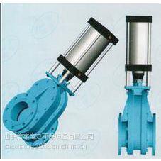 供应气动双闸板阀(通用型)主营产品:耐磨管,电厂辅机设备,耐磨弯头,气力除灰