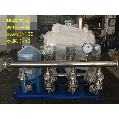 供应全盛泵业/无负压供水设备/小区供水产品美观/罐式无负压