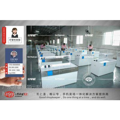 vivo原版手机柜台官方尺寸步步高展示柜台定制厂家
