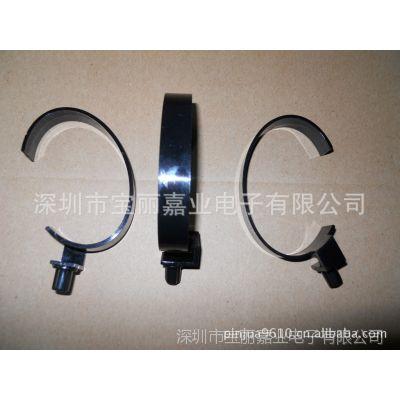 供应黑色手表架子 塑胶黑色手表架托 黑色手表C圈 黑色塑料手表展示架