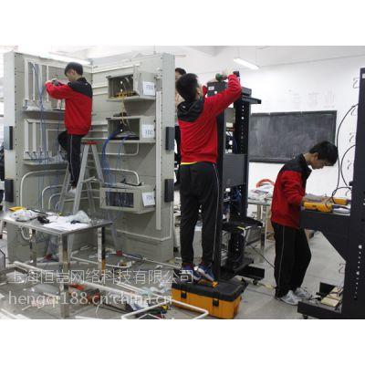 闵行区IT外包公司网络布线工程机房布线整理AMP仓库监控安装摄像头安装报价