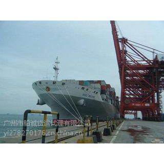 玉林到山东潍坊走海运门到门的海运物流运输专线