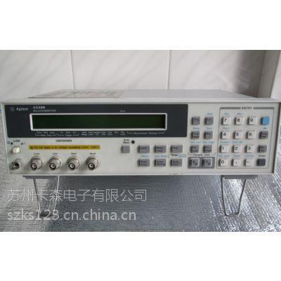 南京4338B 无锡4338B 1KHZ毫欧表