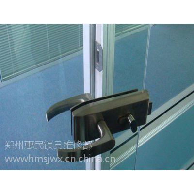 郑州玻璃门维修换玻璃门门夹