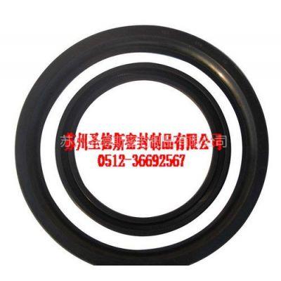 供应v型橡胶密封圈 进口密封件 耐高温密封圈