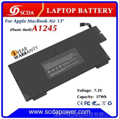 全新OEM苹果apple A1304 A1245 笔记本电脑电池 高容量37WH 7.2V