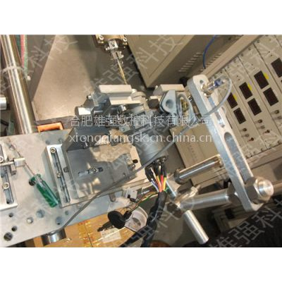 合肥雄强数控锁芯高低温耐久试验台