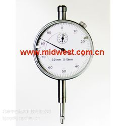机械百分表/指针百分表(0-50mm,国产优势) 型号:CLH12-723/CLH12-321