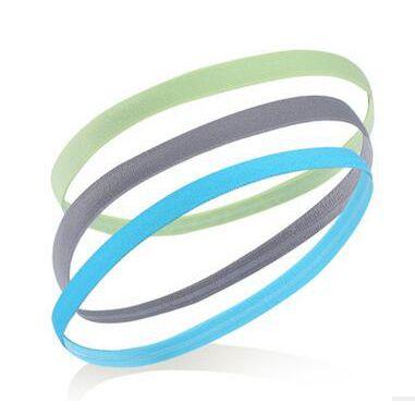 青龙林软装备户外运动发带束发带导汗带防滑运动头带跑步健身发带止汗带