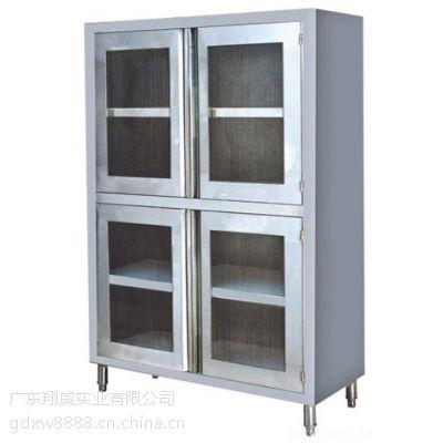 东莞翔威厂家直销四门高身储物柜,四门高身纱门柜