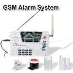 供应GSM 电话双网智能防盗器 手机卡报警器 报警器材家用防盗器