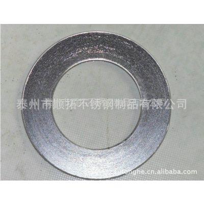 长期供应气缸耐高温金属缠绕石墨垫片