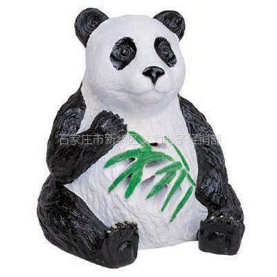 供应背景音乐  仿真针动物熊猫音箱