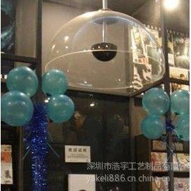 供应亚克力半圆球 有机玻璃透明圆球罩 透明球罩  亚克力半球罩