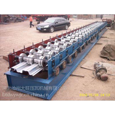 供应供应688 720全自动高配双电机楼承板成型机
