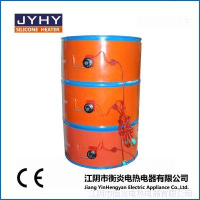 【优质厂家供应】各种油桶铁桶加热带 质优价廉可提供设计 与定制