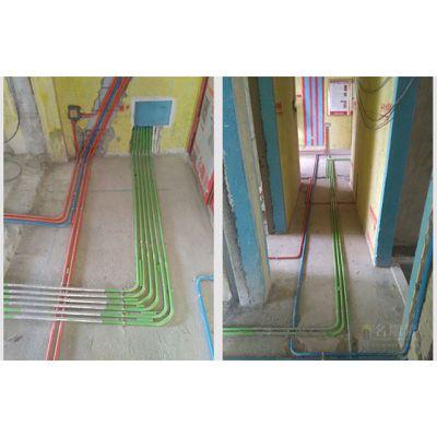深圳装修公司告诉您:家装水电布线规范
