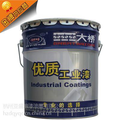供应黑色环氧沥青漆 大桥牌环氧沥青防腐漆 金属管道防腐涂料