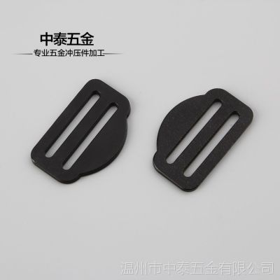 专业厂家直销金属安全带搭扣 碳钢材质冲压工艺 价格便宜质量好