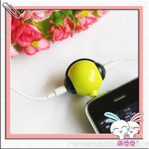 供应手机周边创意礼品配件 音乐分线器 促销音乐分享器 2014爆款