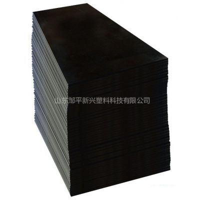 pvc硬质黑色塑料板 防腐台面板面用 12mm20mm厚可定制