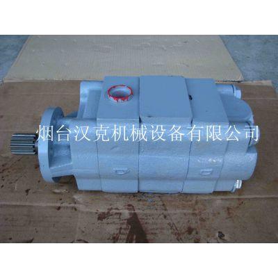 烟台兴业XYWJ-2两立方内燃铲运机主泵工作泵