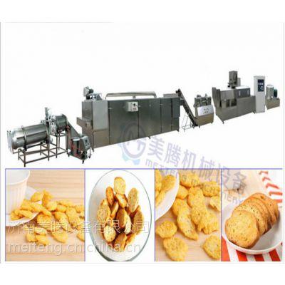 烘烤面包片生产线