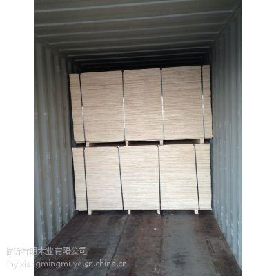 厂家供应杨木家具板包装板建筑模板细木工