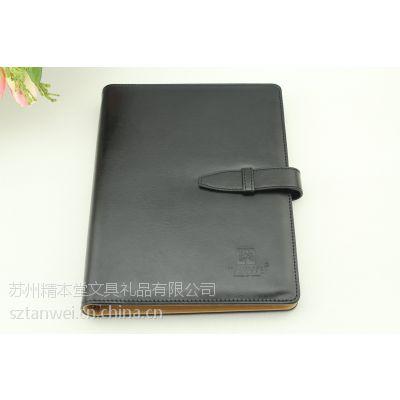 供应A5活页笔记本32开记事本文具本册高档仿皮笔记本印花PU笔记本定制厂家