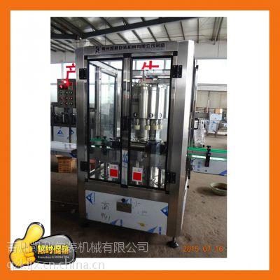 厂家供应液体灌装机 高精度酒水灌装机 自动灌装流水线