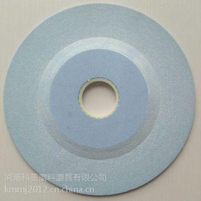 科美厂家供应 陶瓷异形砂轮 单面凸砂轮 白刚玉砂轮