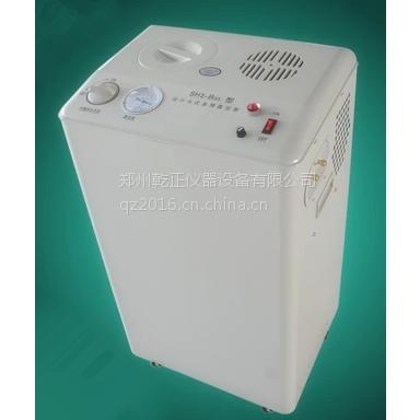 北京实验室乾正仪器SHZ-95B型全不锈钢五抽头多用真空泵厂家生产现货包邮