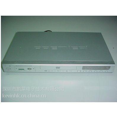 车载DVD影碟播放机飞利浦 ONE RED 产品专利认证 欧美出口认证