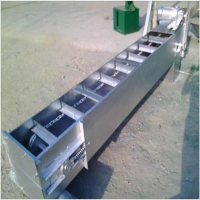 猪饲料刮板输送机 带式刮板机运输 长期供货质量优